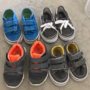 Baby boys shoes size 5 & 6